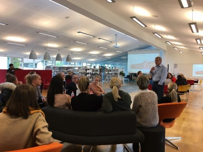 1st Multiplier Event in Denmark featured